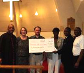 Fundraiser - Memorial AME Zion Church